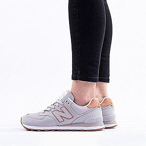 Buty damskie sneakersy New Balance WL574SCC obraz