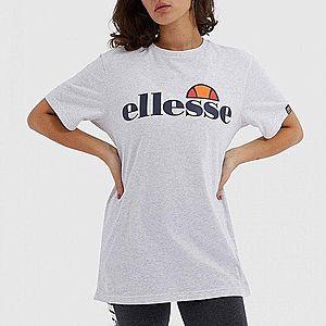 Koszulka damska Ellesse Albany Tee SGE03237 WHITE MARL obraz