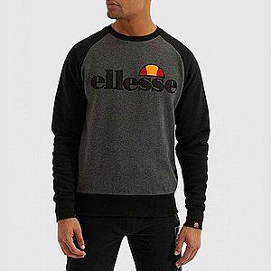 Bluza męska Ellesse Triviamo Sweatshirt SHE08858 DARK GREY MARL obraz