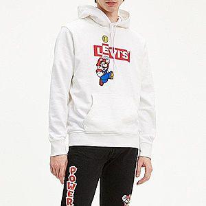Bluza męska Levi's® x Super Mario Graphic Mario 19491-0113 obraz