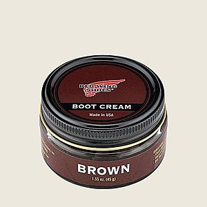 Krem do butów Red Wing Boot Cream 97112 BROWN obraz