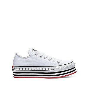 Buty damskie sneakersy Converse Chuck Taylor Platform Layer OX 566762C obraz