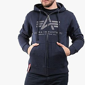 Bluza męska Alpha Industries Basic Zip Hoody 178325 07 obraz