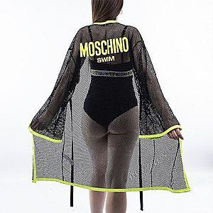 Narzutka damska Moschino A8007-2104 5026 obraz