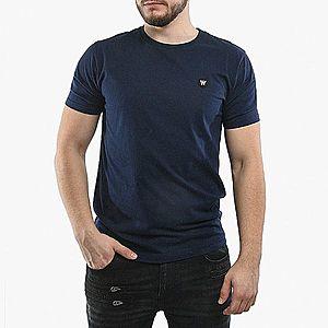 Koszulka męska Wood Wood Ace Double A 10005700-2222 Navy obraz