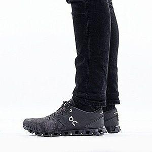 Buty męskie sneakersy On Running Cloud X 204005 BLACK/ASPHALT obraz