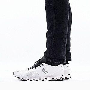 Buty męskie sneakersy On Running Cloud X 200006 WHITE/BLACK obraz