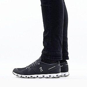 Buty męskie sneakersy On Running Cloud 190000 BLACK/WHITE obraz