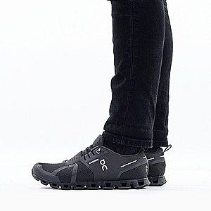 Buty męskie sneakersy On Running Cloud Waterproof 1999987 BLACK/LUNAR obraz