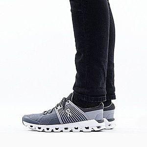 Buty męskie sneakersy On Running Cloudswift 3199941 ROCK/SLATE obraz