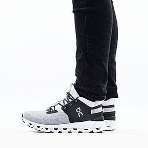 Buty męskie sneakersy On Running Cloud Hi Edge 2899797 GLACIER/BLACK obraz