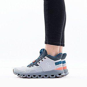 Buty damskie sneakersy On Running Cloud Hi Edge 2899795 GLACIER/SHADOW obraz