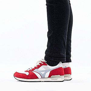 Beżowe sneakersy męskie obraz
