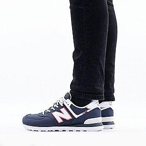 Bordowe sneakersy męskie obraz