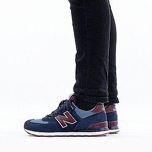 Buty męskie sneakersy New Balance ML574SPO obraz