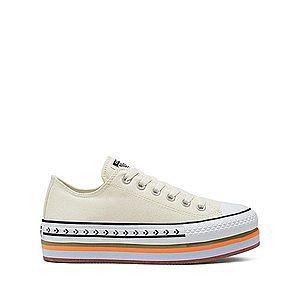 Buty damskie sneakersy Converse Chuck Taylor Platform Layer OX ''Sunblocked'' 567847C obraz