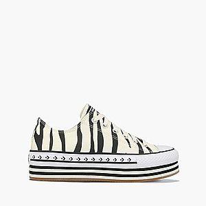 Buty damskie sneakersy Converse Chuck Taylor Platform Layer OX ''Sunblocked'' 567865C obraz