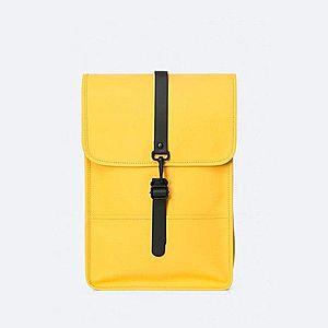 Plecak Rains Backpack Mini 1280 YELLOW obraz