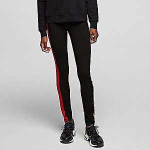 Spodnie damskie Karl Lagerfeld Punto Logo Legging 201W1052 999 obraz