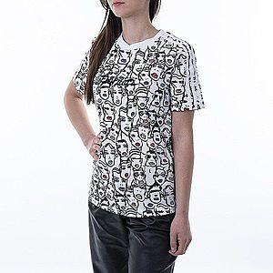 Koszulka damska adidas Originals x Fiorucci Tee FL4135 obraz