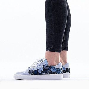 Niebieskie sneakersy damskie obraz
