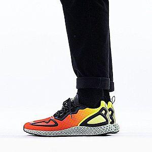 Buty sneakersy adidas Originals ZX 2K 4D ''Solar Yellow Red'' FV9028 obraz
