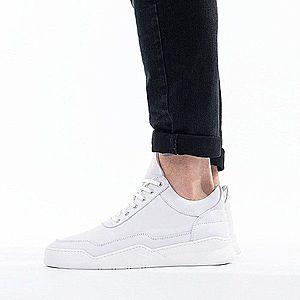 Buty sneakersy Filling Pieces Low Top Ghost Matt Nubuck 10121611812 obraz