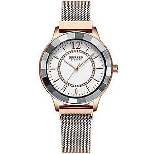 Zegarek CURREN Woman - Złoty/Różowy KP6188 obraz