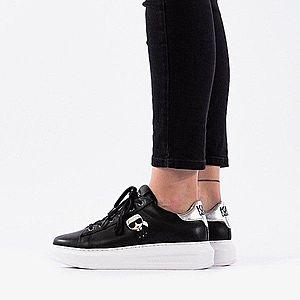 Buty damskie sneakersy Karl Lagerfeld Kapri Ikonik Lo KL62530 000 obraz