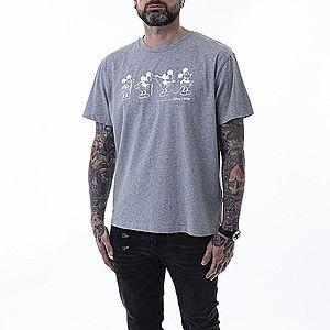 Koszulka męska Wood Wood x Disney Bobo T-shirt 12025701-2334 GREY MELANGE obraz