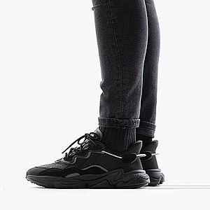 Czarne sneakersy męskie obraz