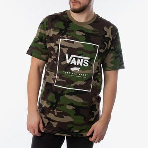 Koszulka męska Vans Print Box T-shirt VA312SC9H obraz