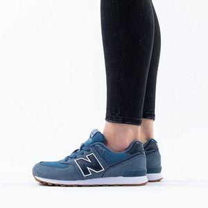 Buty damskie sneakersy New Balance GC574PRN obraz