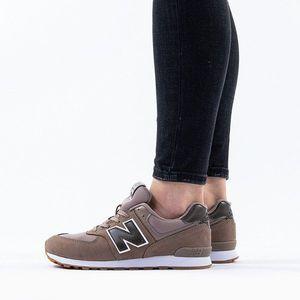 Buty damskie sneakersy New Balance GC574PRB obraz