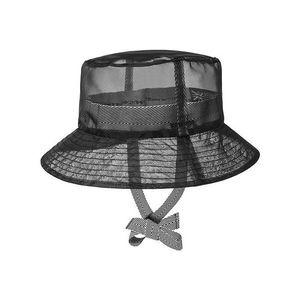 Kapelusz Kangol Transparent Bucket K5276 BLACK obraz