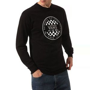 Koszulka Longsleeve Vans OG Checker VN0A49SZBLK1 obraz