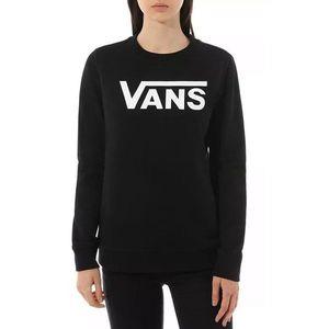 Bluza damska Vans Classic V Crew Sweater VN0A4DREBLK obraz