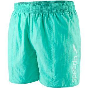 Speedo SCOPE 16 WATERSHORT zielony M - Spodenki pływackie męskie obraz