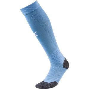 Puma TEAM LIGA SOCKS niebieski 47-49 - Getry piłkarskie męskie obraz