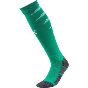 Puma TEAM FINAL SOCKS zielony 2 - Getry piłkarskie męskie obraz