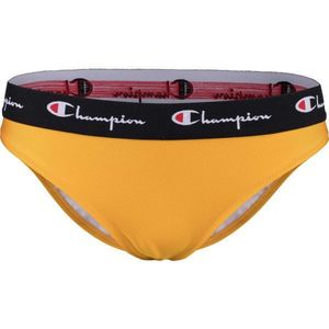 Champion SWIMMING BRIEF żółty S - Dół od bikini damski obraz
