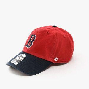 Czapka '47 MLB Boston Red Sox Clean Up B-RGW02GWS-RDE obraz