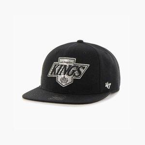 Czapka '47 Los Angeles Kings HVIN-NSHOT08WBP-BK88 obraz