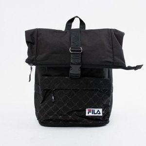 Plecak Fila Örobro Roll Top Backpack 685094 002 obraz