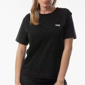 Koszulka damska Vans V Boxy VA4MFLBLK obraz