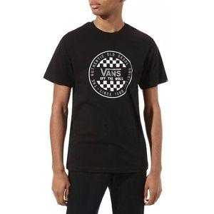 Koszulka męska Vans OG Checker VN0A49SYBLK1 obraz