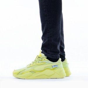 Żółte sneakersy męskie obraz