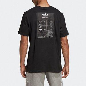Koszulka męska adidas Originals Trefoil Evolution Tee FM3375 obraz