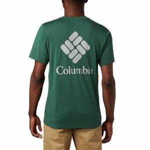 Koszulka męska Columbia Maxtrail™ SS Logo Tee 1883433 375 obraz