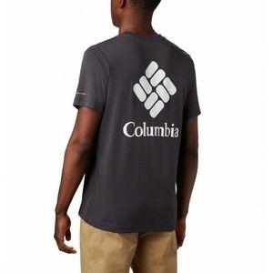 Koszulka męska Columbia Maxtrail™ SS Logo Tee 1883433 011 obraz